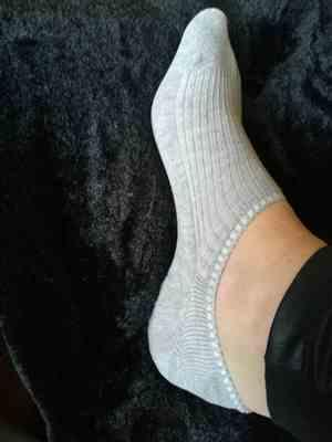 Maria Welch verified customer review of Comfortable and Colorful Ankle Socks