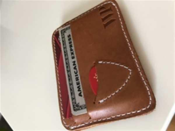 Dave Charles verified customer review of The Picker's Wallet