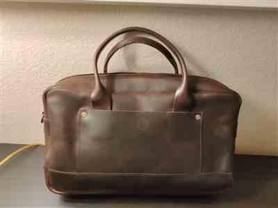 AA verified customer review of Zip-Top Briefcase