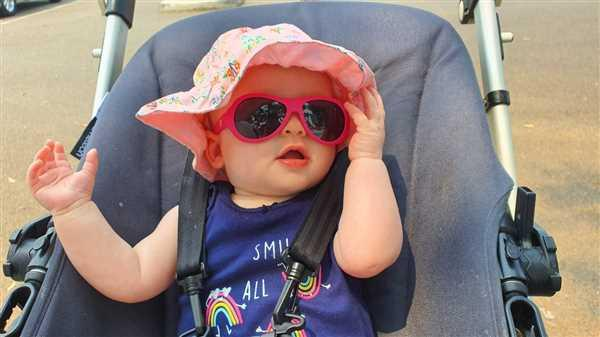 Suzanne Tabone verified customer review of Original Aviators - the original babiators sunglasses