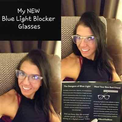 Julie Dickerson verified customer review of Stephanie - Sky Blue - Matte