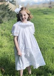 Lori S. verified customer review of Savannah - Lace Flower Girl