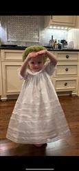 Brandi B. verified customer review of Savannah - Lace Flower Girl