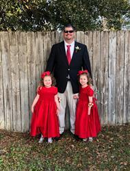 Strasburg Children Scarlett - Red Smocked Dress Review