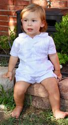 Molly S. verified customer review of Boy Christening Outfit