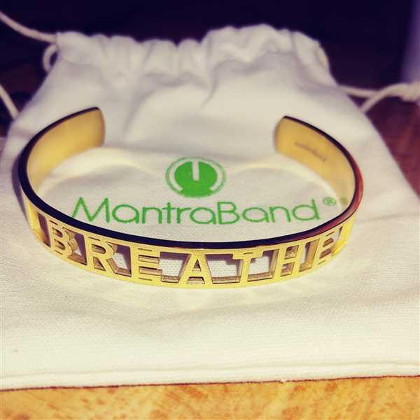 MantraBand BREATHE Review