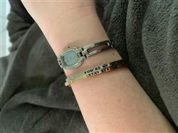 Anonymous verified customer review of Stay Strong CharityBand