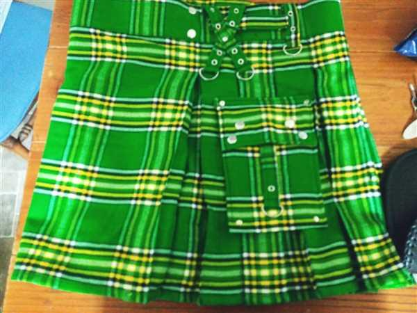 Kilt Experts Pride Of Scotland Gothic Zipper Utility Kilt Review