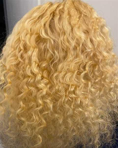 Shelahair Transparent Full Lace Wig #613 Blonde 150% Density Deep Wave Shela Hair Review