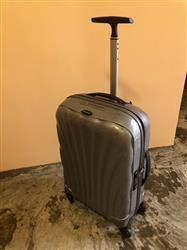 Anonymous verified customer review of Samsonite Cosmolite 旅行箱 行李箱 喼 (20in/28in)