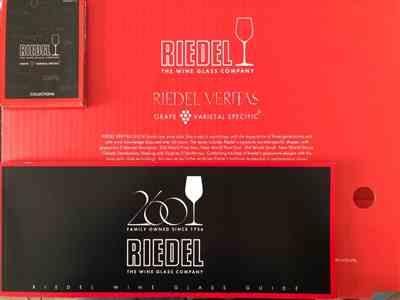Wilson Yung verified customer review of Riedel Sommeliers Black Tie Bordeaux Grand Cru 波爾多 紅酒杯 860ml