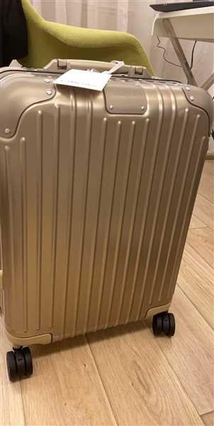 Billy Sun verified customer review of RIMOWA Original 日默瓦 平行進口