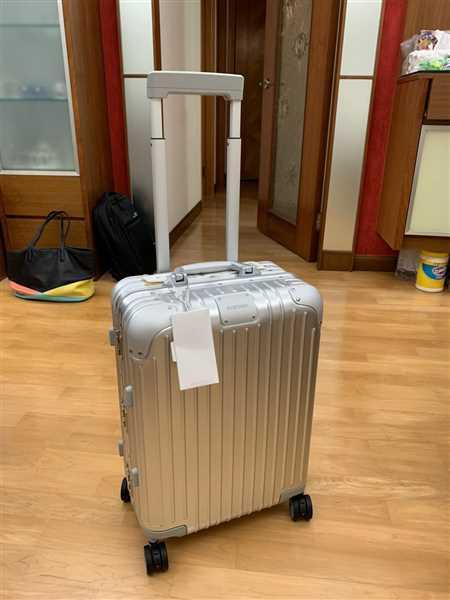 Jimmy Luk verified customer review of RIMOWA Original 日默瓦 平行進口