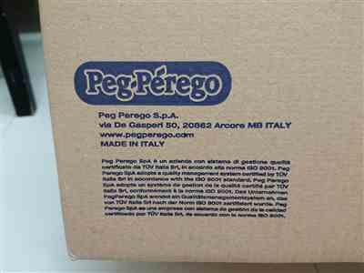 CM Tang verified customer review of Peg-Pérego VIAGGIO 2-3 SHUTTLE 兒童汽車安全座椅 3-12歲