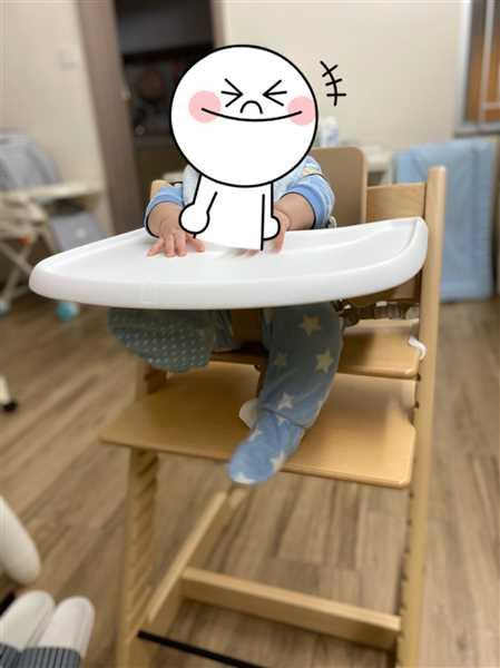 Belle Fok verified customer review of Stokke Tripp Trapp 兒童成長椅
