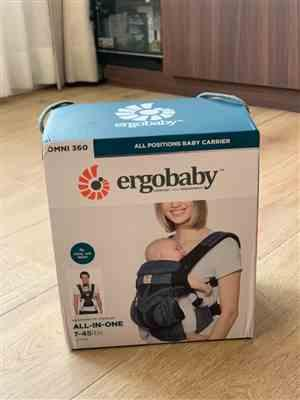 Jenny L. verified customer review of Ergobaby Omni 360 Cool Air Mesh 全階段 嬰兒揹帶 透氣款