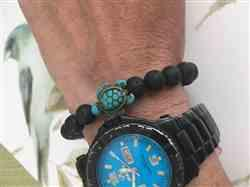 Allison D. verified customer review of Sea Turtle Bracelet Stack