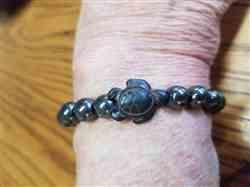 Maja M. verified customer review of Sea Turtle Bracelet Stack