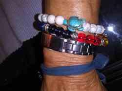 Geri K. verified customer review of Sea Turtle Bracelet Stack