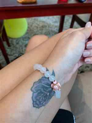 Chelsey C. verified customer review of LIMITED EDITION - Pink Sea Turtle Bracelet