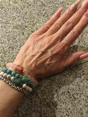 Joyce C. verified customer review of Sea Turtle Bracelet Stack