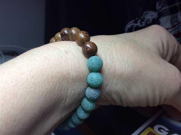 Bonnie McBride verified customer review of Tide Bracelet