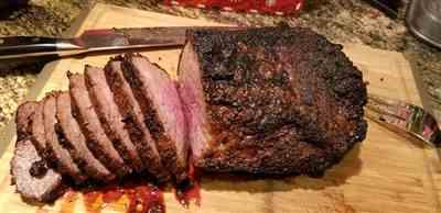 Roman Zamora verified customer review of Fullblood Wagyu Tri Tip