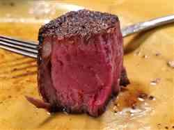 Adam D. verified customer review of Fullblood Wagyu Filet Mignon Steak