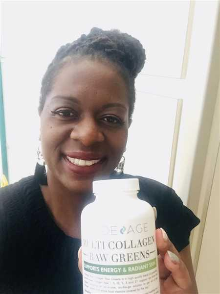 Codeage Multi Collagen Raw Greens Review