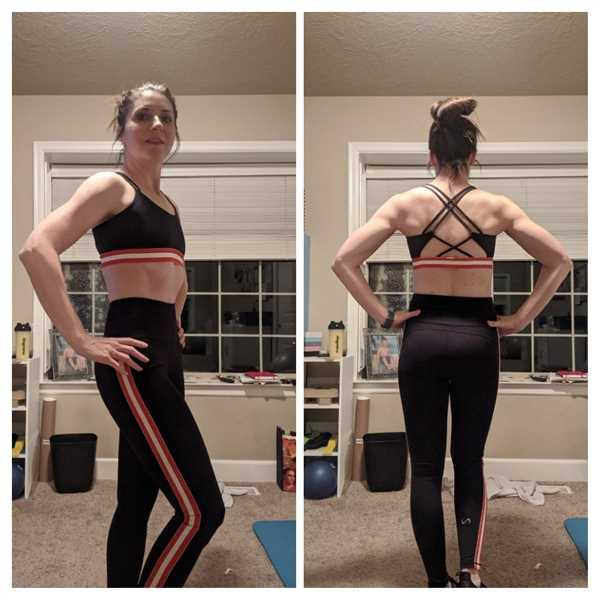 Mandy Nelson verified customer review of TLF Gaia Leggings