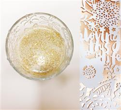Sips & Soirees  verified customer review of American Gold Decorating Dazzler Dust 5g | Bakell