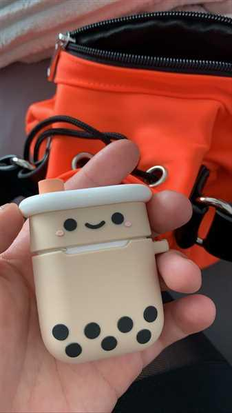 Smoko Inc Pearl Boba Tea Airpod Case  Review