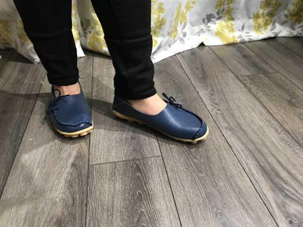 Leon verified customer review of Women's Loafers-Nurse