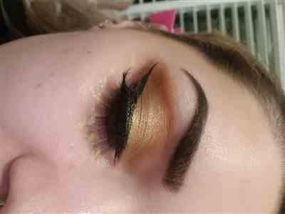Ellisha Kallah verified customer review of Haldi Eyes