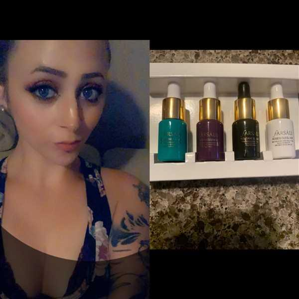Marla Poitras verified customer review of Skin Goals Set
