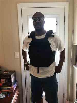 Bryan B. verified customer review of Condor MOPC Plate Carrier and Spartan Level III AR500 Body Armor Platform