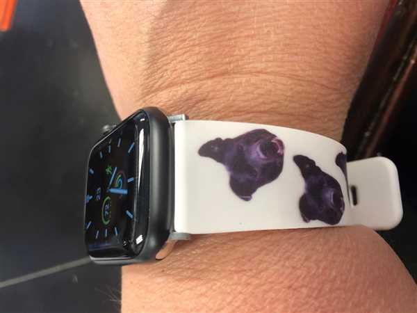 C4 Belts Custom Pet Apple Watch band Review