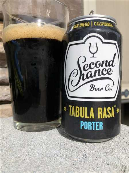 CraftShack® Second Chance Tabula Rasa Toasted Porter Review
