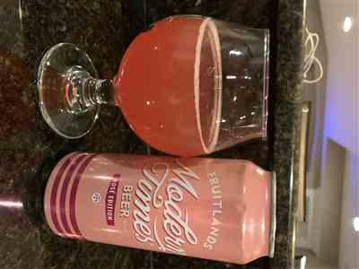 Mark verified customer review of Modern Times Fruitlands Rosé Edition