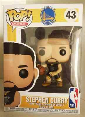 Distrito Max Funko Pop NBA: Warriors - Stephen Curry Review