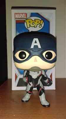 Kevin G. verified customer review of Funko Pop Marvel: Avengers Endgame - Capitan America
