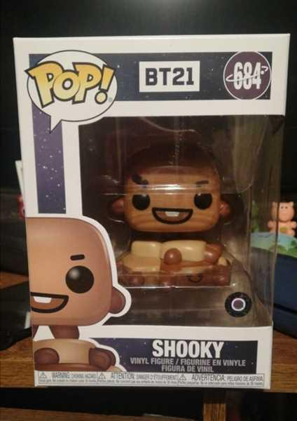 Distrito Max Funko Pop Animation: BT21 - Shooky Review