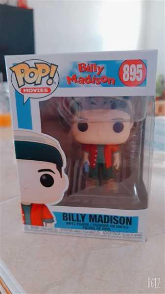 Distrito Max Funko Pop Movies: Billy Madison - Billy Madison Review