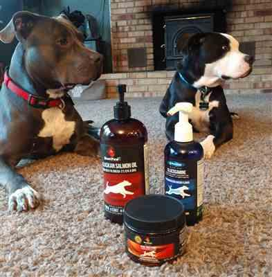 Christie Mlynarczyk verified customer review of Pure Wild Alaskan Salmon Oil | Salmon Oil For Dogs