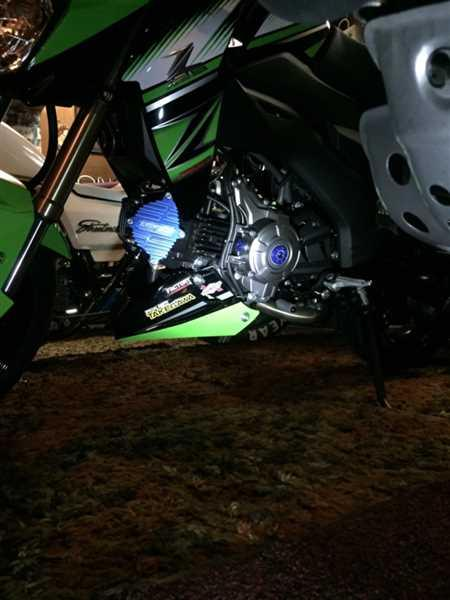 Factory Minibikes Big Nutz Cam Cover - Blue - 022-8-15 Review