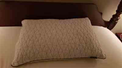 Andrea Paul verified customer review of The Cool Side Pillowcase