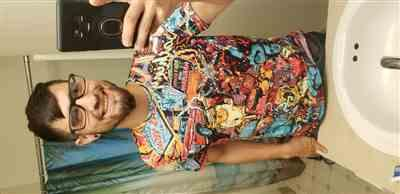 Andrew Quiroz verified customer review of Fear and Loathing T-Shirt