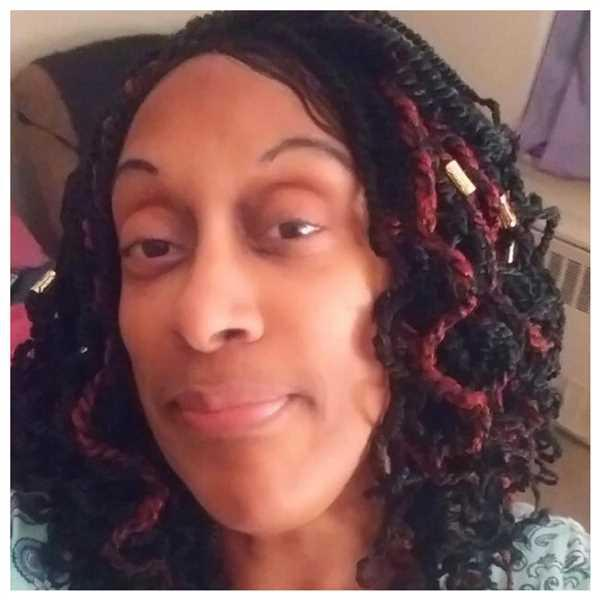 Judy verified customer review of Kinky Curly Twist-Isabel