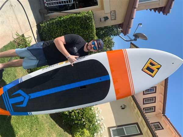 Focus SUP Hawaii Prime All Around Paddle Board 10'2 Review