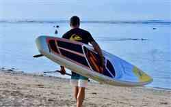 Focus SUP Hawaii SuperFast Pro Race Carbon Paddle Board 14'0 Review